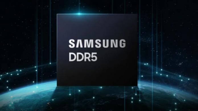 Samsung DDR5 de 512GB va intra in productia de masa