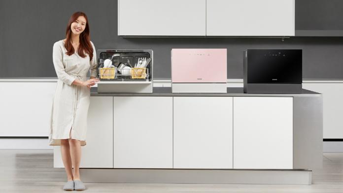 Samsung Electronics a lansat Masina de spalat vase Bespoke