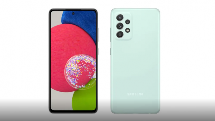 Samsung Galaxy A52s 5G lansat un telefon puternic