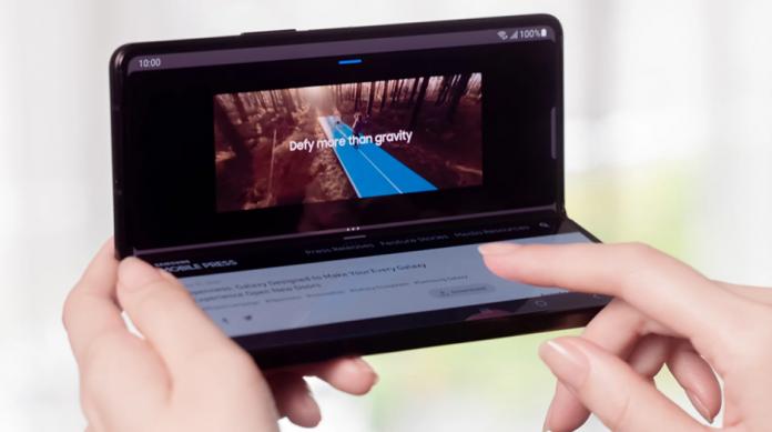 Samsung Galaxy Z Fold 3 un smartphone impermeabil