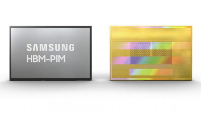 Samsung HBM PIM aduce mai multa putere de procesare in aplicatii