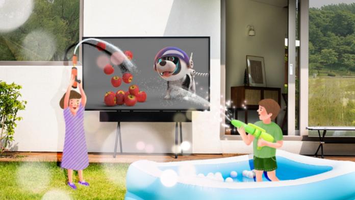 Samsung The Terrace un televizor in aer liber versatil durabil si performant