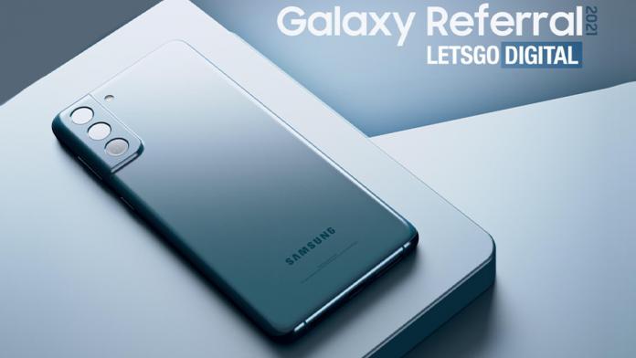 Samsung Unpacked 2021 Actualizare Galaxy Referral Program
