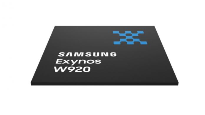 Samsung W920 lansat este primul procesor de 5nm pentru articole portabile