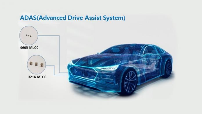 Samsung dezvolta noi MLCC pentru vehicule cu conducere autonoma