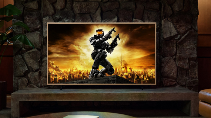 Samsung si Xbox colaboreaza pentru opere de arta iconice pe The Frame