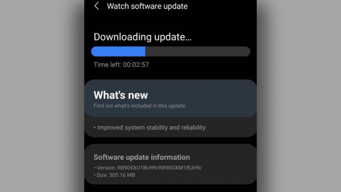 Actualizare la seria Galaxy Watch 4 aduce Samsung Health si multe altele