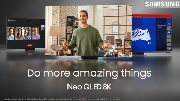 Apelurile video Google Duo disponibile pe televizoarele inteligente Samsung