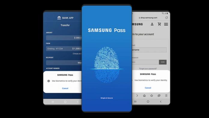 Dacă senzorul de amprenta moare la fel si Samsung Pass