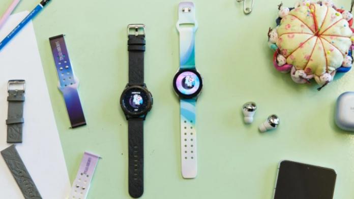 Designerul Sami Miró a realizat curele ecologice pentru seria Galaxy Watch 4