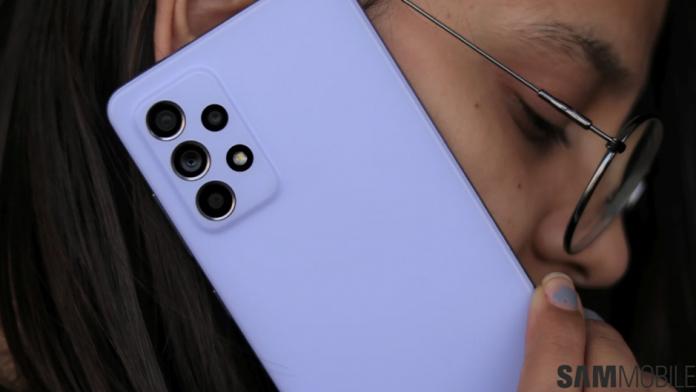 Galaxy A52 5G primeste actualizarea de securitate din septembrie 2021