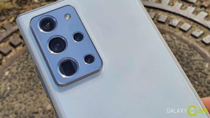 Galaxy A73 primeste o camera de 108 megapixeli
