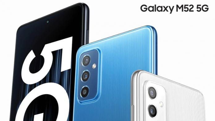 Galaxy M52 5G este in oficial Europa are Snapdragon 778G 5G