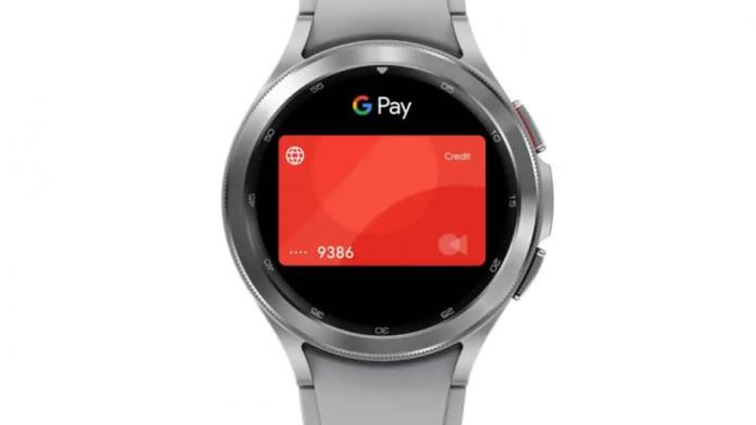 Google Pay disponibil pe telefoanele Samsung si pe seria Galaxy Watch 4