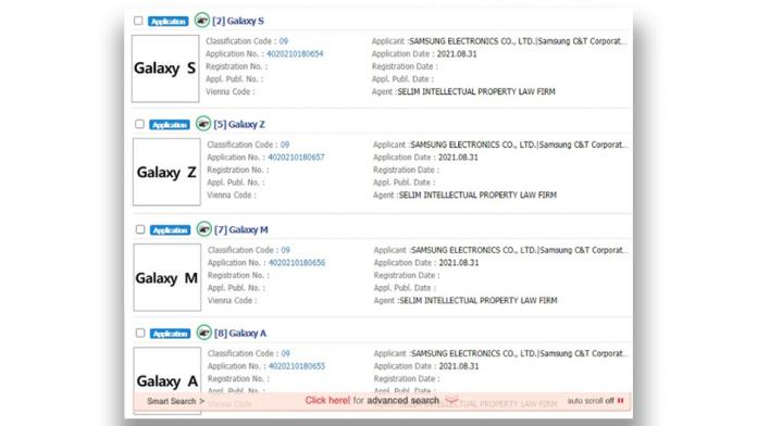Marca Galaxy Note nu a fost reinnoita de Samsung in Coreea de Sud