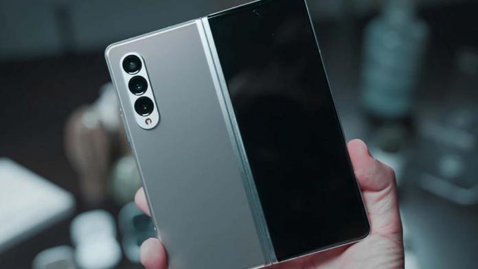 Precomenzile pentru Galaxy Z Fold 3 in EAU au crescut de zece ori fata de Fold 2