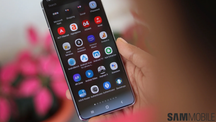 Samsung Email adaugă suport pentru Android 12