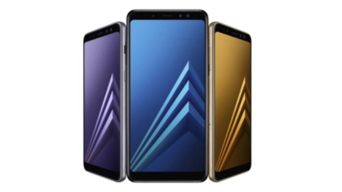 Samsung Galaxy A8 primeste patch de securitate lunar