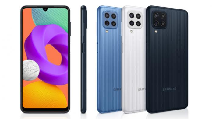 Samsung Galaxy M22 fratele geaman a lui Galaxy A22 este oficial in Europa