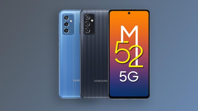 Samsung Galaxy M52 5G lansat cu ecran AMOLED de 120Hz si Snapdragon 778G