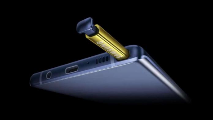 Samsung Galaxy Note 9 nu va mai fi actualizat lunar