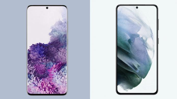 Samsung Galaxy S20 vs Samsung Galaxy S21 Care este mai bun