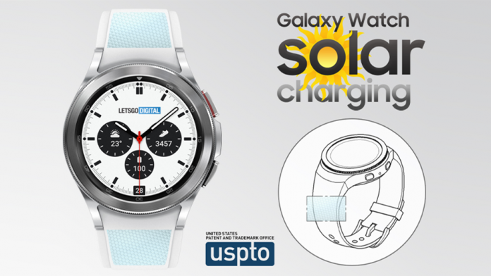 Samsung Galaxy Watch 5 poate veni cu o curea cu incarcare solara