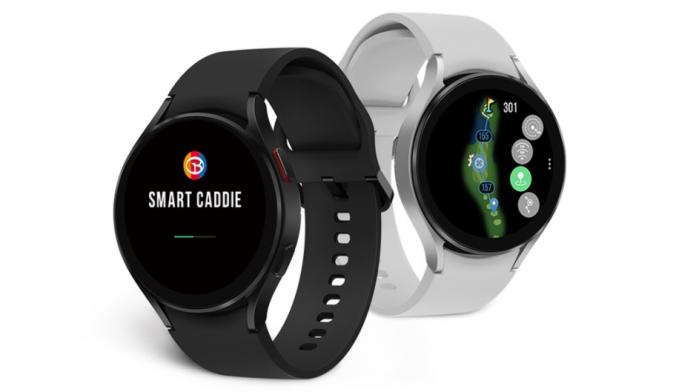 Samsung a lansat editia speciala Galaxy Watch 4 Golf Edition