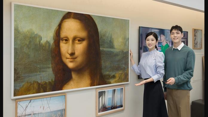 Samsung in parteneriat cu Louvre pentru lucrari de arta la Art Store