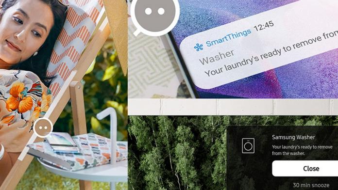 Lucruri uimitoare pe care le puteti cere masinii de spalat Samsung