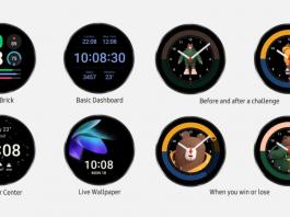 Noi functii pe seria Galaxy Watch 4 detectarea caderilor controlul gesturilor