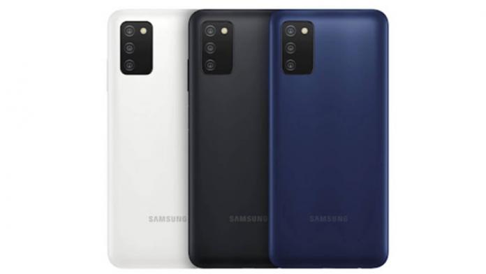 Samsung Galaxy A03 cu o baterie de 5000mAh certificat de FCC