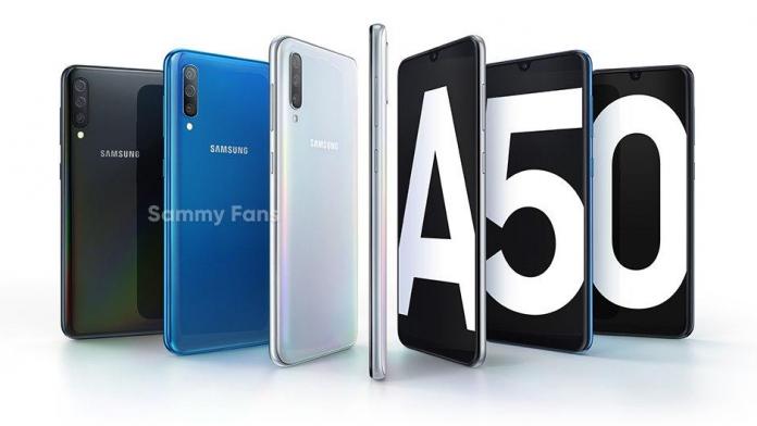 Samsung Galaxy A50 primeste actualizarea de securitate din octombrie