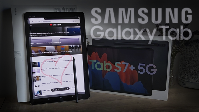 Seria Samsung Galaxy Tab S7 – Pret Pareri si Specificatii